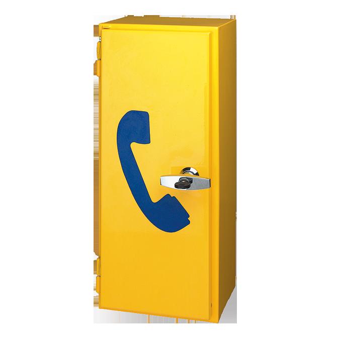Nachrichtentechnik Telefon schutzgehäuse TGS1